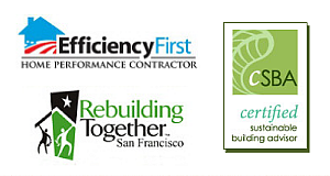 affiliation and energy-efficient certification logos